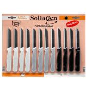 solingen, glitter handle, kitchen knife